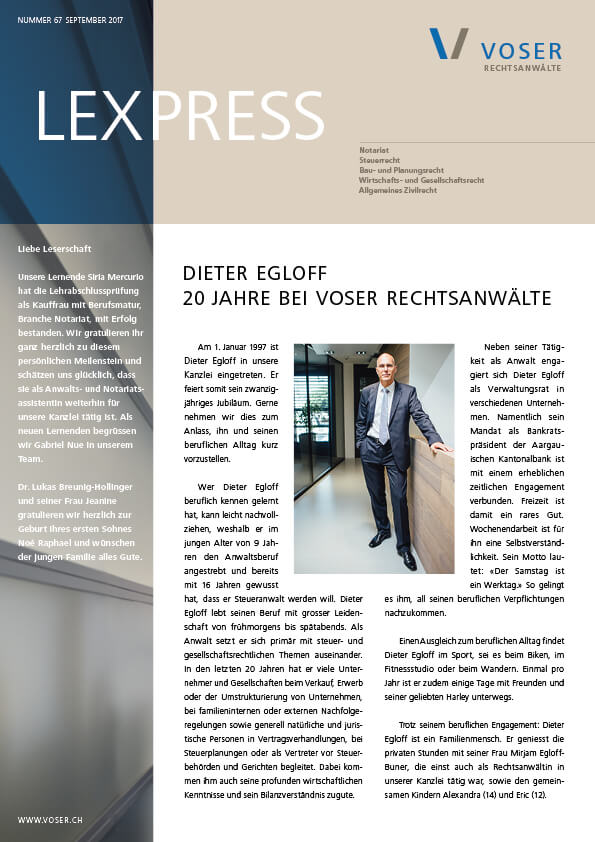 Preview lexpress Newsletter
